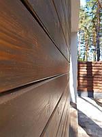 Монтаж Планкен деревянный (Фасад) под ключ