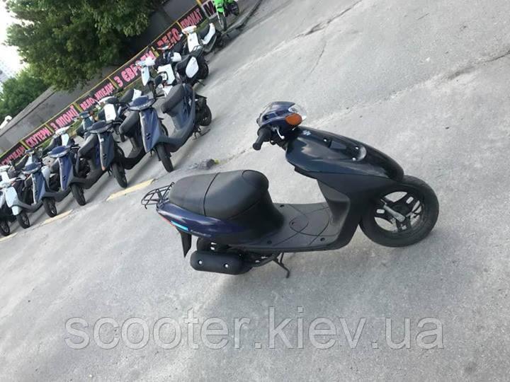 Мопед Suzuki Lets 2 new