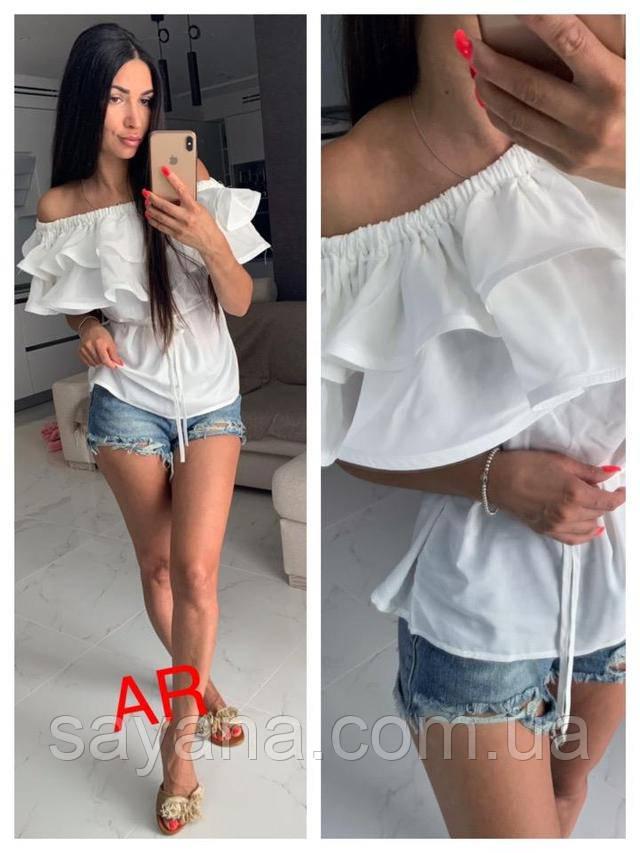 женская модная блузка