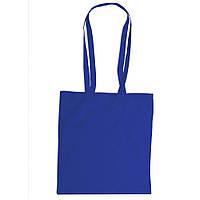Сумка для покупок с длинными ручками / su 952314 Синий