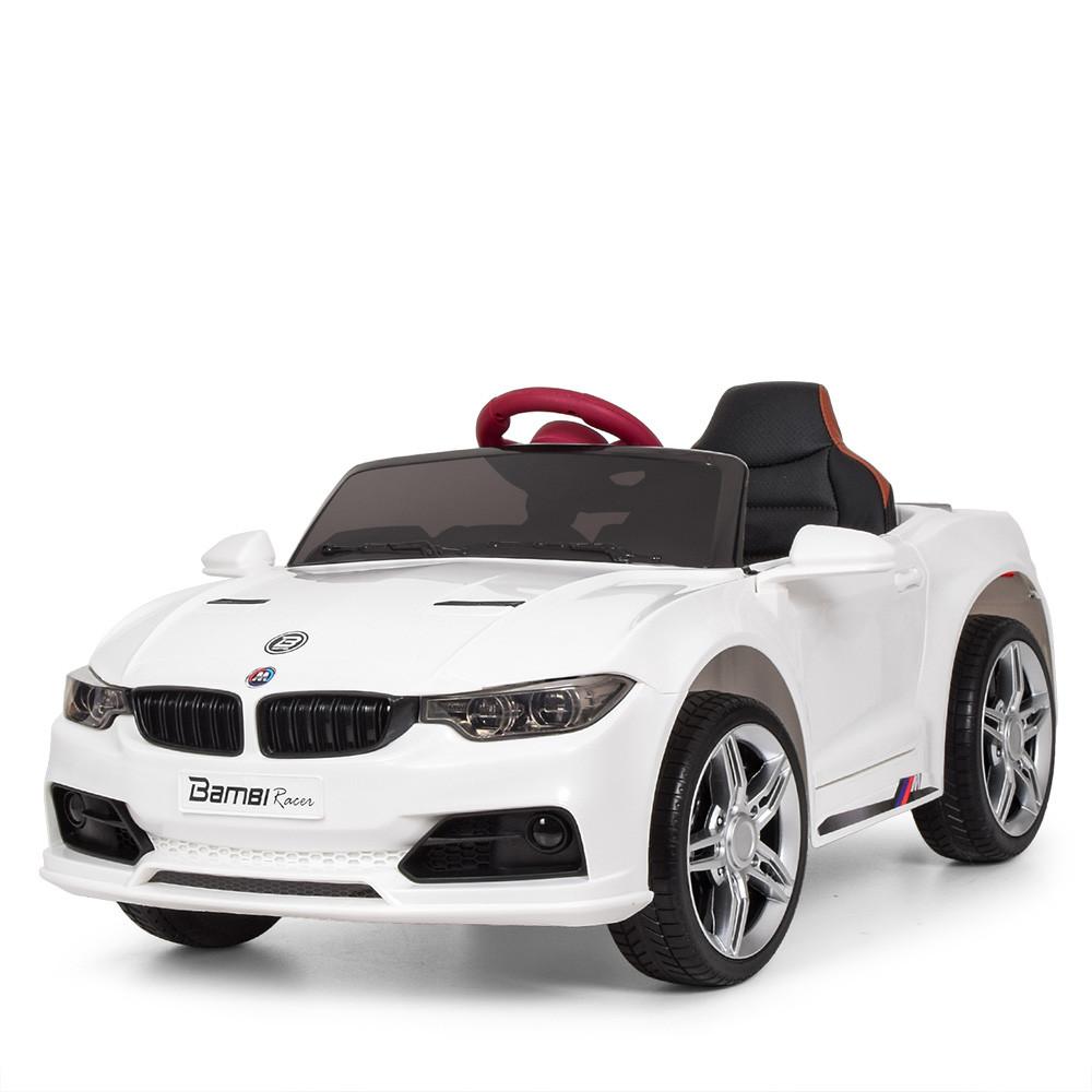 Машина M 3982EBLR-1 Белый BAMBI