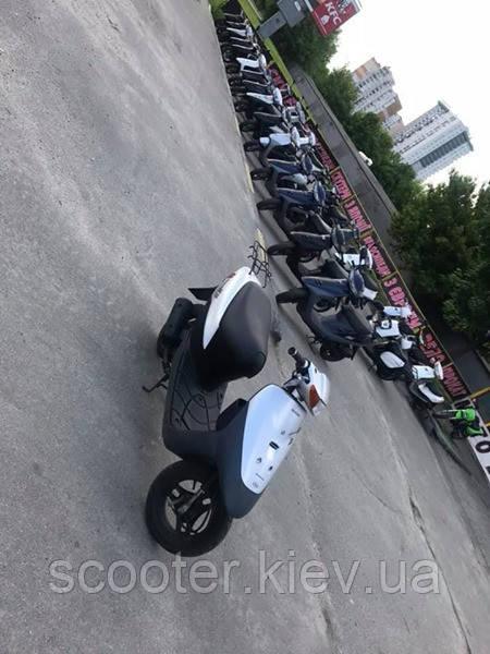 Мопед Suzuki Let`s 2