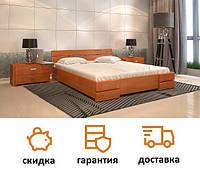 Кровать деревянная Дали фабрика Арбор Древ