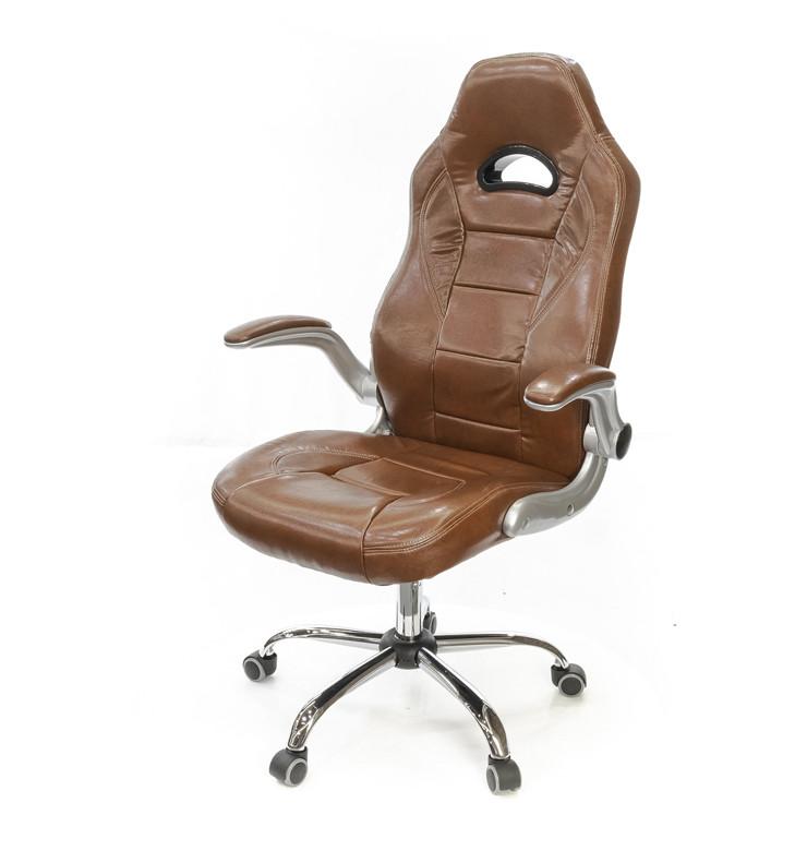 Кресло Либерти • АКЛАС • CH TILT коричневый, черный