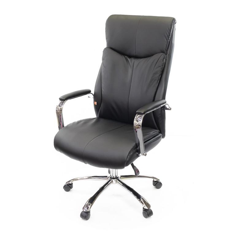 Кресло Маккай • АКЛАС • CH ANF чёрный, бежевый, коричневый