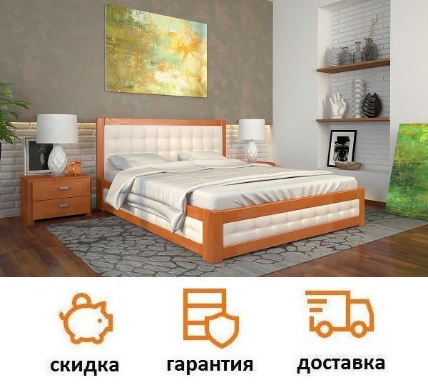Кровать Рената М с подъемный механизмом фабрика Арбор Древ