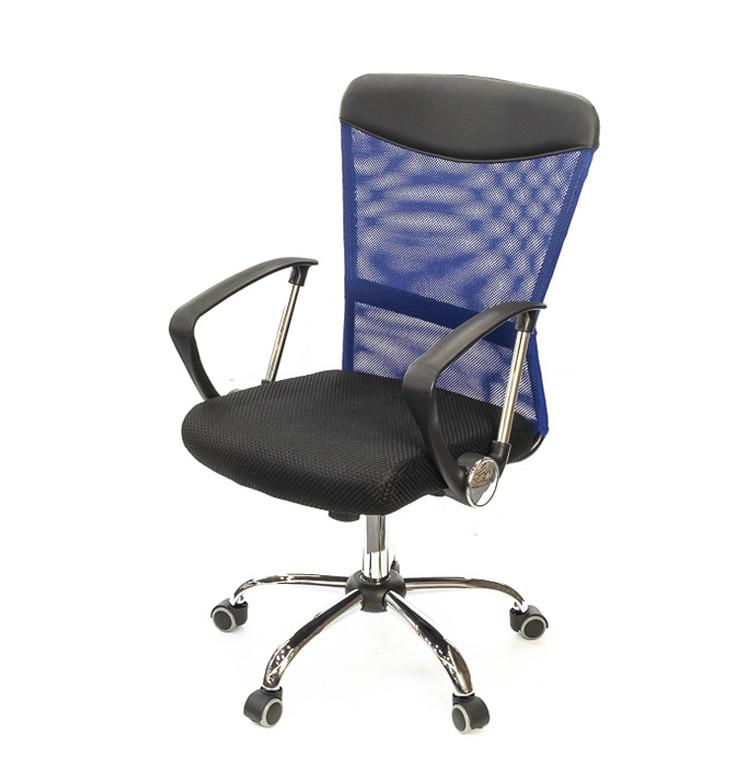 Кресло Ирвин • АКЛАС • CH TILT чёрно-синий, черный, лайм, оранж,серый