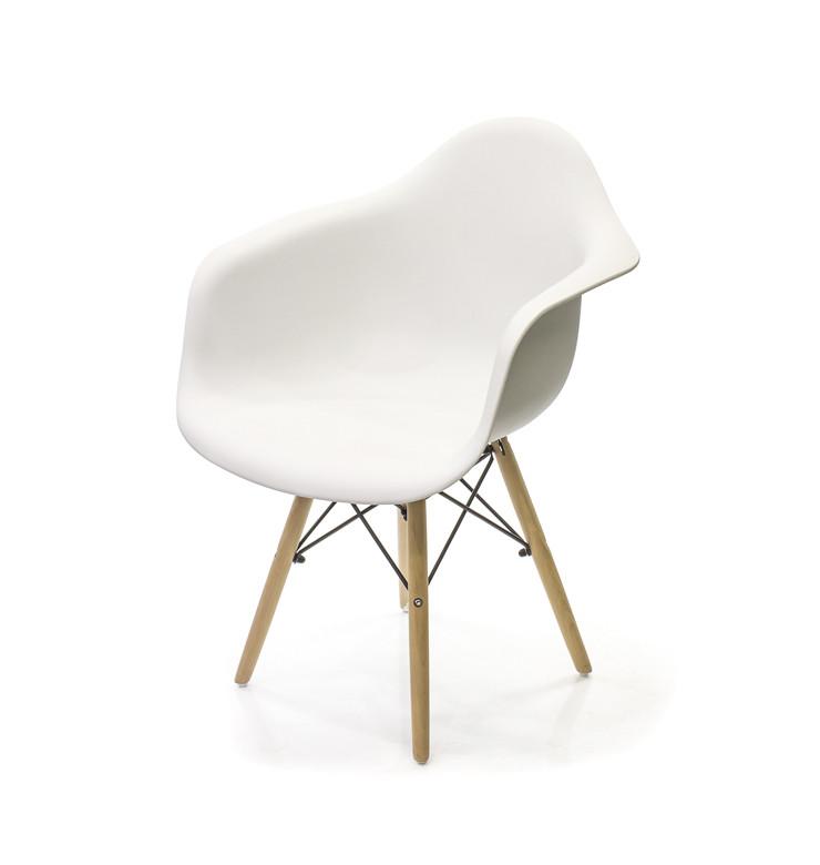 Кресло Кэнди XL • АКЛАС • EX белый, черный