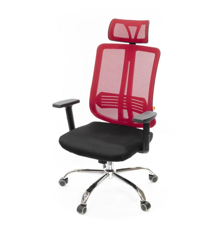 Кресло Сити • АКЛАС • CH SR(L) красный