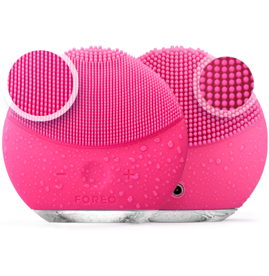 Foreo luna mini 2, Массажер для лица, Силиконовая щетка для чистки лица, Электро щетка для умывания