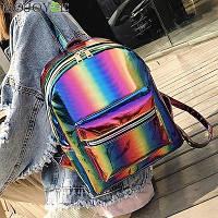 Подростковый светящийся радужный рюкзак Angelika для девочек