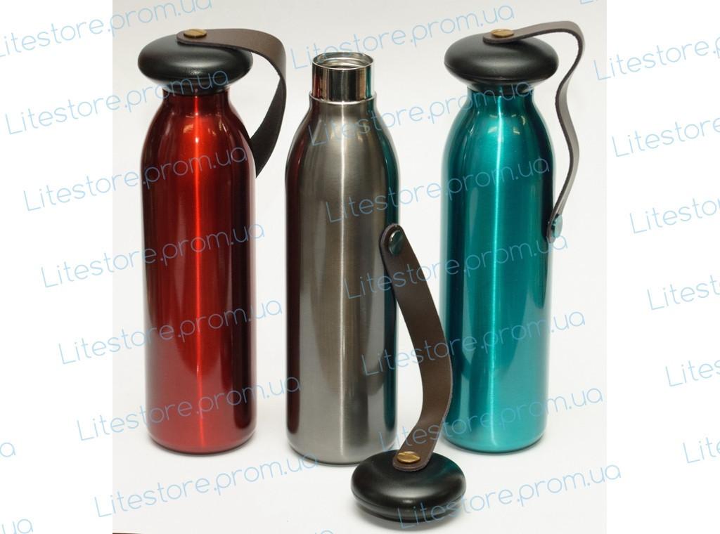 T128 ТЕРМОС 500 МЛ, Питьевой термос, Термос для напитков 500мл, Оригинальный термос, Термос чашка