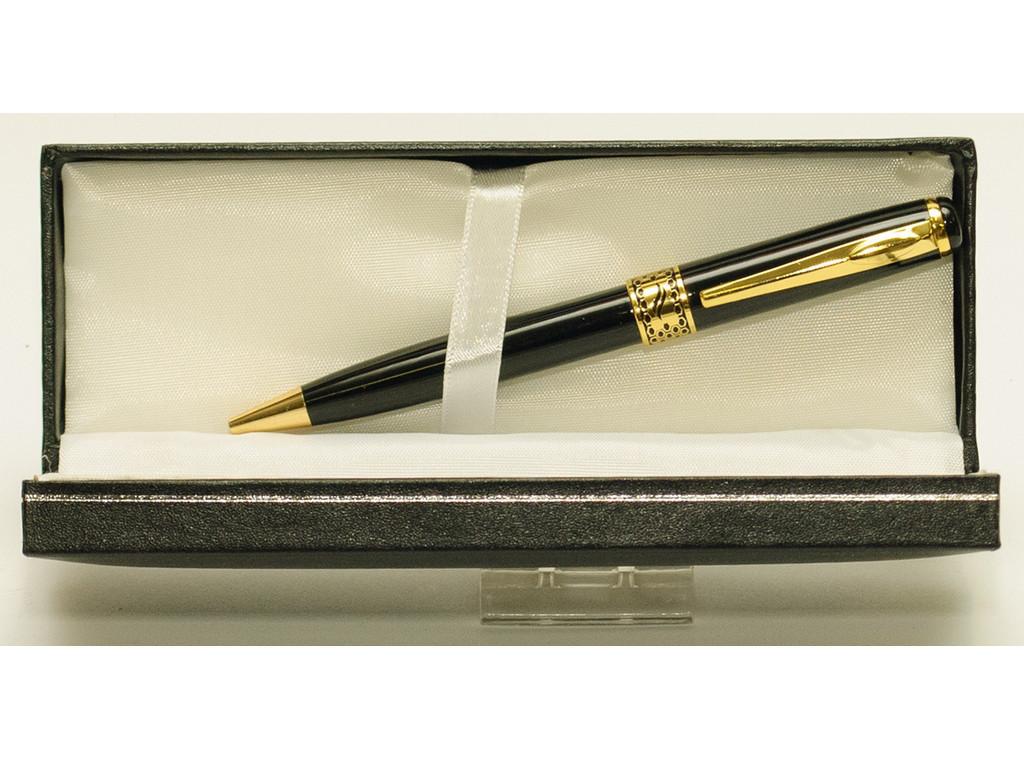 PN5-58 Ручка на подарок, Сувенир ручка, Шариковая ручка в подарочном футляре, Стильная ручка с футляром