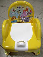Детский стульчик-горшок Tega Baby