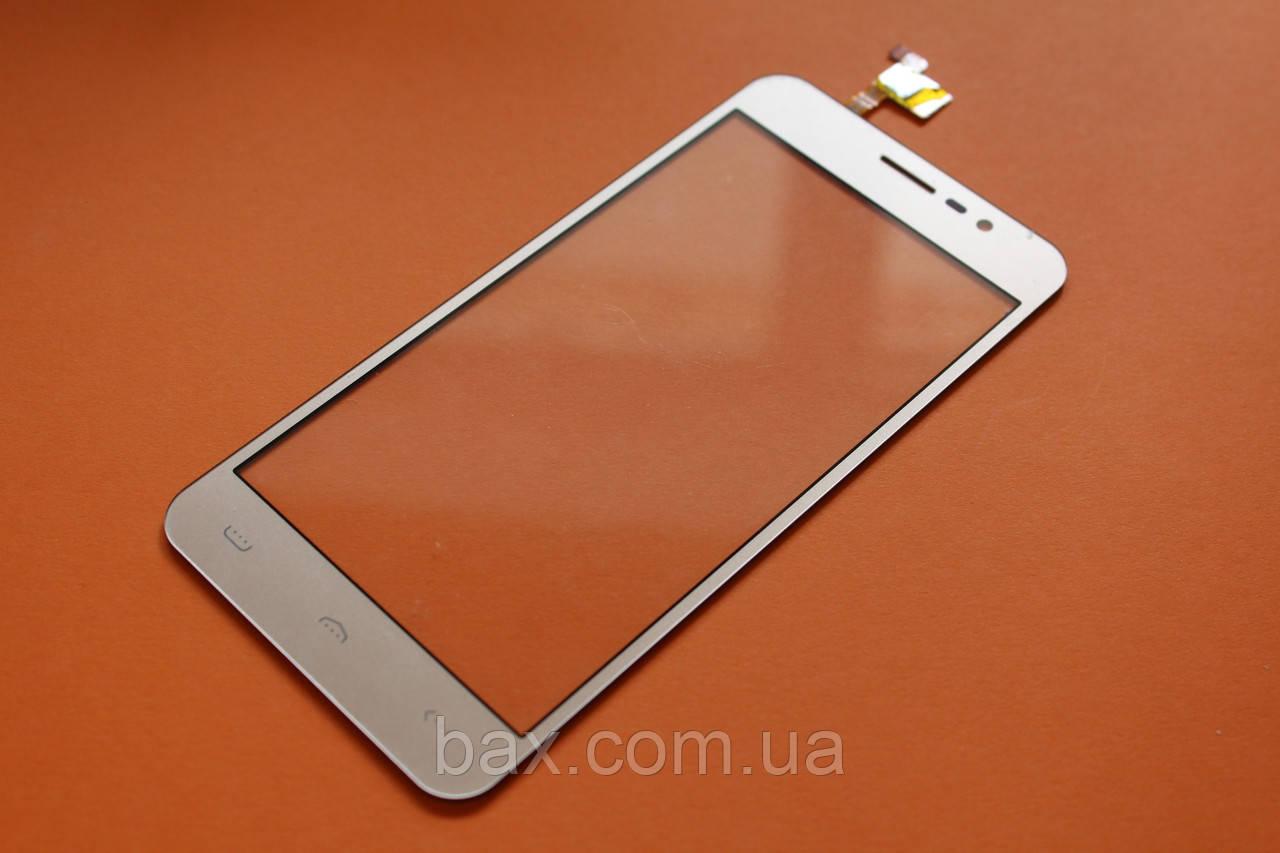 ERGO A503 сенсорный экран оригин. золотой FPC-YCTP50459U0