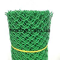 Забор садовый, ячейка 30х30мм. рул. 1.25х20м (сетки пластиковые)