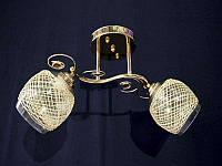 Люстра на 2 лампочки 9161-2, фото 1