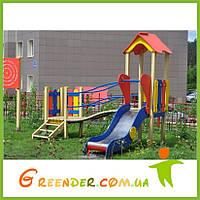 """Игровой комплекс """"мини"""" детская спортивная площадка"""