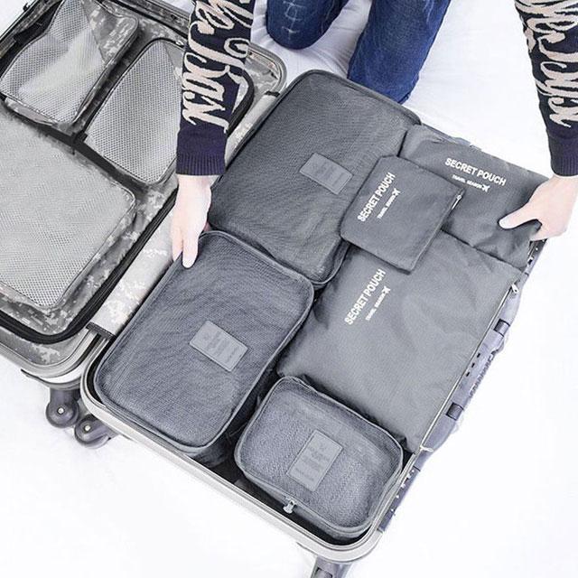 Набор сумочек в чемодан