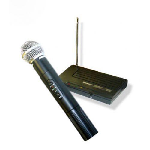 Микрофон DM SH 200, Радиомикрофон вокальный, Радиосистема с ручным радиомикрофоном