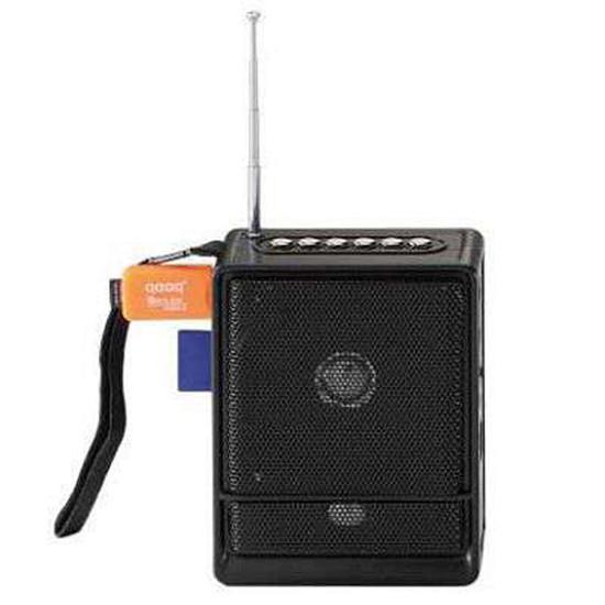 Радио NS 018U, Портативное радио, Фм приемник, ФМ радио, Компактное радио, Переносное радио