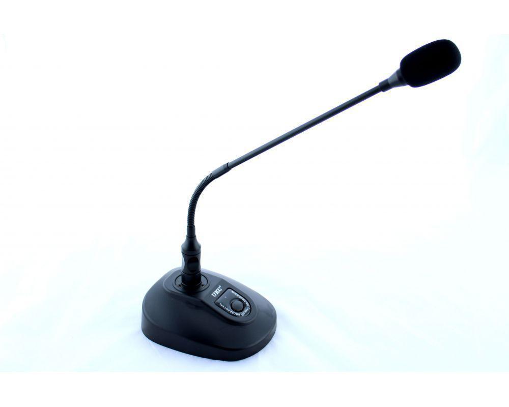 Микрофон DM MX-622C, Микрофон для конференций, Конденсаторный микрофон настольный для выступлений