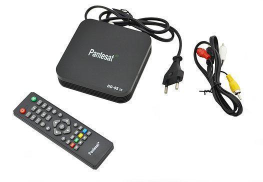 Тюнер DVB-T2 95 HD с поддержкой  wi-fi адаптера, Цифровой ресивер, ТВ тюнер, Т2 эфирный приемник