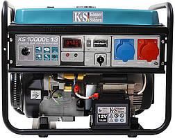 Генератор бензиновый Könner&Söhnen KS 10000E-1/3