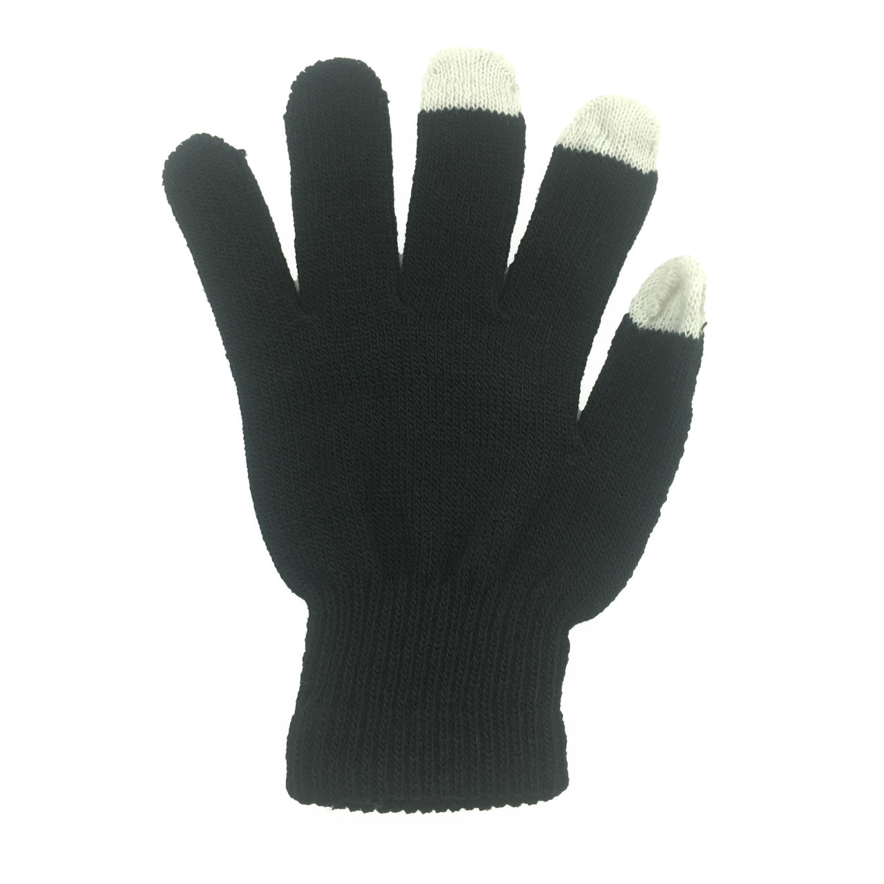 ✅ Перчатки iTouch для сенсорных экранов Black