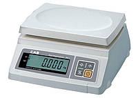 Настольные весы CAS SW (один индикатор)