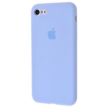 Чехол накладка xCase для iPhone 6/6s Silicone Slim Case Glycine, фото 2