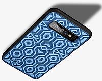 Противоударный Чехол для Samsung S10 Plus Blue Mofi
