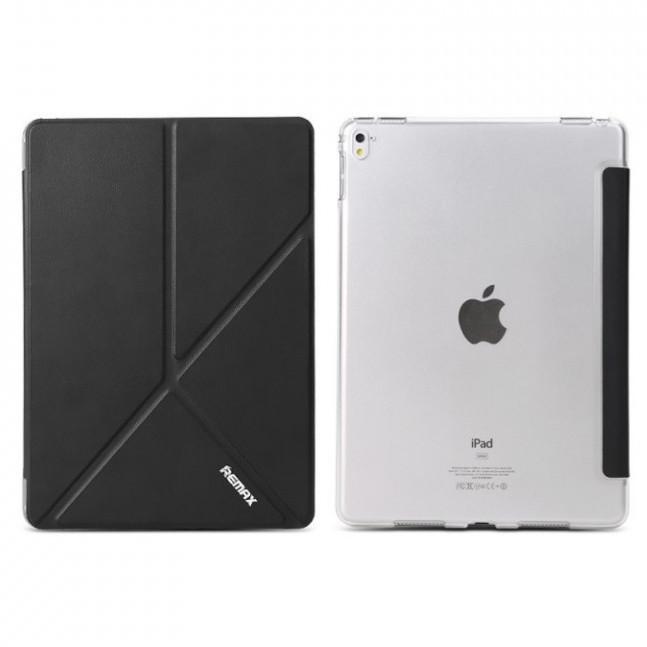 "✅ Чехол Remax Leather case Transformer для iPad Pro 12,9"" (2015/2017) black"