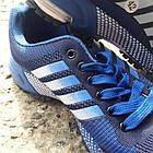 Кроссовки Bonote текстиль сетка синие р.44, фото 3