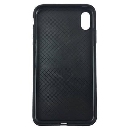 Чехол накладка xCase для iPhone X/XS Silicone Slim Case Black, фото 2