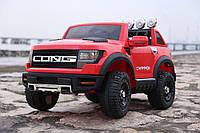 Детский электромобиль Джип Tilly T-7819 Ford, красный