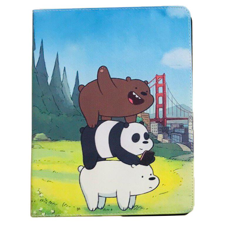 Чехол Slim Case для iPad 4/3/2 bear