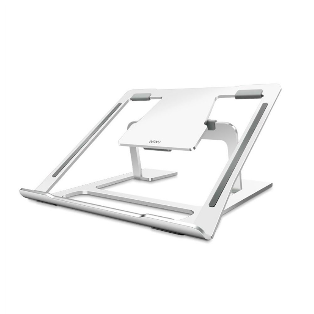 ✅ Подставка WIWU Laptops S100 New для MacBook/iPad 11.6''-15.4'' silver