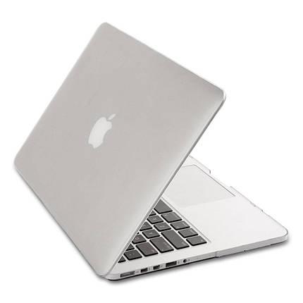 "Чехол накладка DDC пластик для MacBook Pro 13"" Retina (2012-2015) crystal, фото 2"