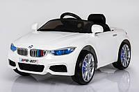 Детский электромобиль Tilly T-7619 BMW, белый