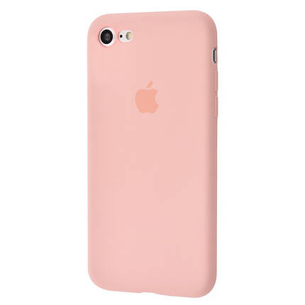 Чехол накладка xCase для iPhone 6/6s Silicone Slim Case Pink Sand, фото 2