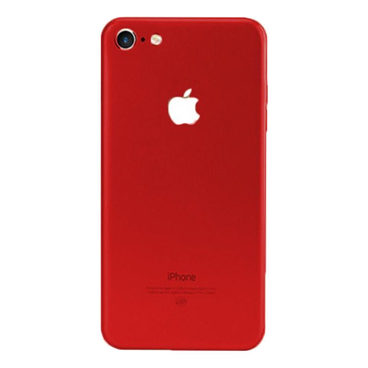 ✅ Защитная пленка на заднюю панель для iPhone 7 Plus/8 Plus красная
