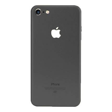 ✅ Защитная пленка на заднюю панель для iPhone 7 Plus/8 Plus серая, фото 2