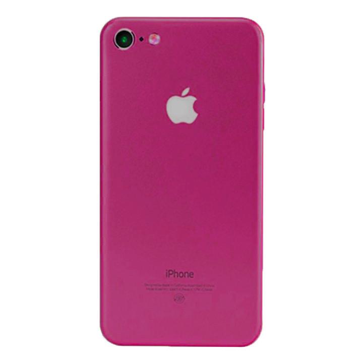 ✅ Защитная пленка на заднюю панель для iPhone 6/6s Rose Red