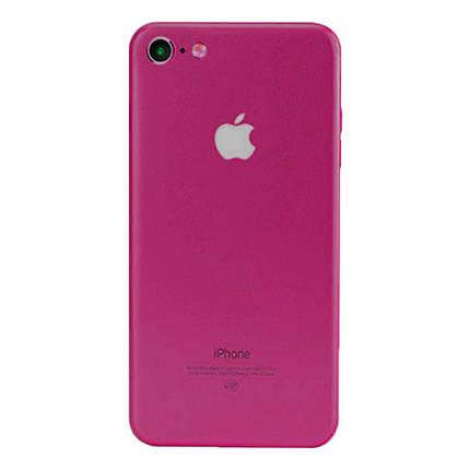 ✅ Защитная пленка на заднюю панель для iPhone 6/6s Rose Red, фото 2