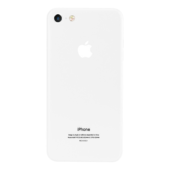 ✅ Защитная пленка на заднюю панель для iPhone 7/8 белая