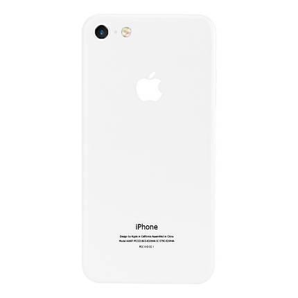 ✅ Защитная пленка на заднюю панель для iPhone 7/8 белая, фото 2