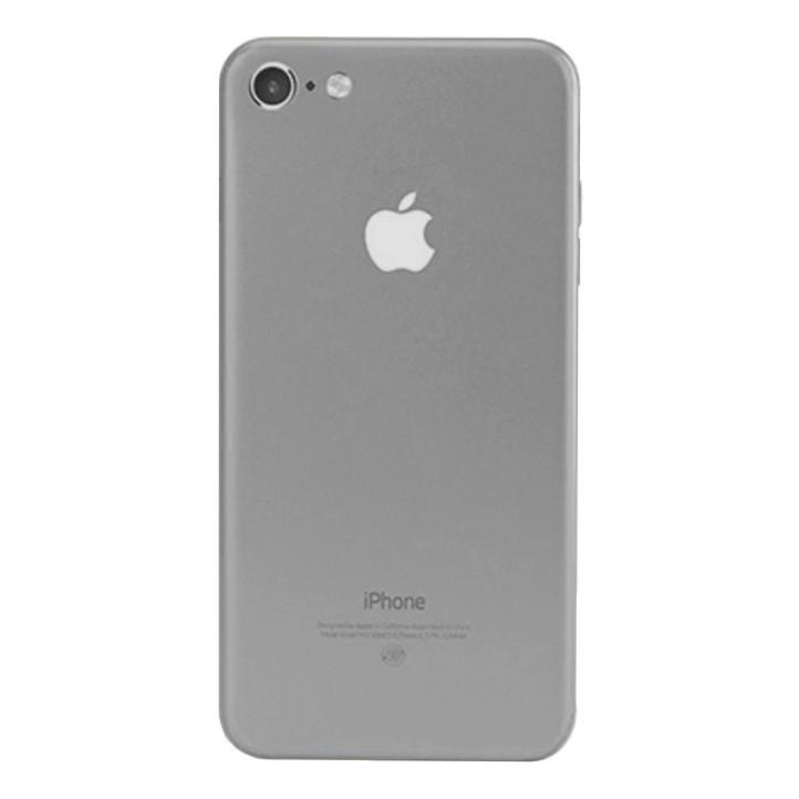✅ Защитная пленка на заднюю панель для iPhone 6/6s серебряная