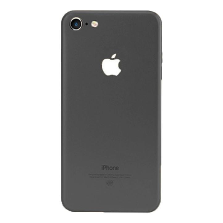 ✅ Защитная пленка на заднюю панель для iPhone 7/8 серая
