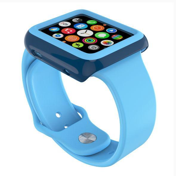 Чехол для Apple watch 42 mm Speck blue